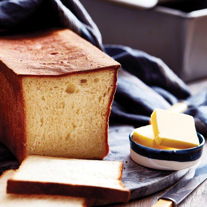 White Sandwich Bread (Pain de Mie)