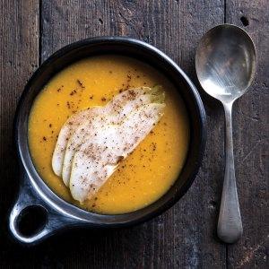 Pumpkin & Quince Soup