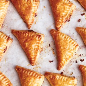 Pastry Turnovers with Roquefort