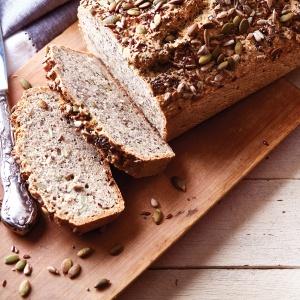 Buckwheat Chickpea Bread