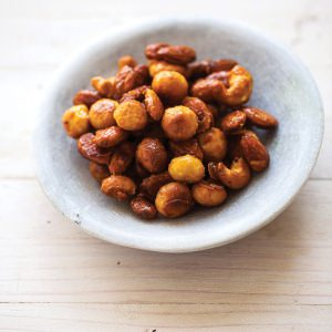 Turmeric & Honey Roasted Nuts