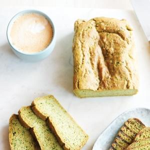Almond & Spinach Bread
