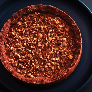 Hazelnut and Chocolate Torte