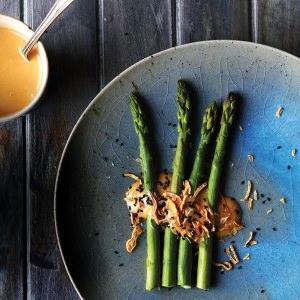 Miso Asparagus
